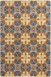 Product Image of Blue, Gold (A) Transitional Area Rug