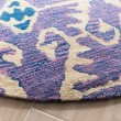 Product Image of Lavender, Ivory (A) Southwestern / Lodge Area Rug