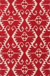 Product Image of Southwestern / Lodge Red, Ivory (R) Area Rug