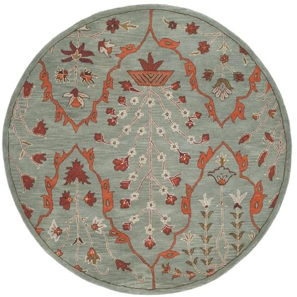 5x8 Hamadan Authentic Rugs Deals Direct Handmade Persian: Safavieh Wyndham WYD-206 Rugs
