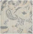 Product Image of Light Grey, Beige (A) Floral / Botanical Area Rug