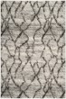 Product Image of Contemporary / Modern Light Grey, Black (7990) Area Rug
