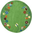 Product Image of Green, Olive, Sage (A) Children's / Kids Area Rug