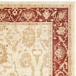 Product Image of Cream, Red (1666-1140) Traditional / Oriental Area Rug