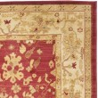 Product Image of Red, Cream (1739-4011) Traditional / Oriental Area Rug