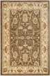 Product Image of Traditional / Oriental Brown, Cream (1666-2511) Area Rug