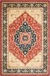 Product Image of Red, Navy (4070) Traditional / Oriental Area Rug