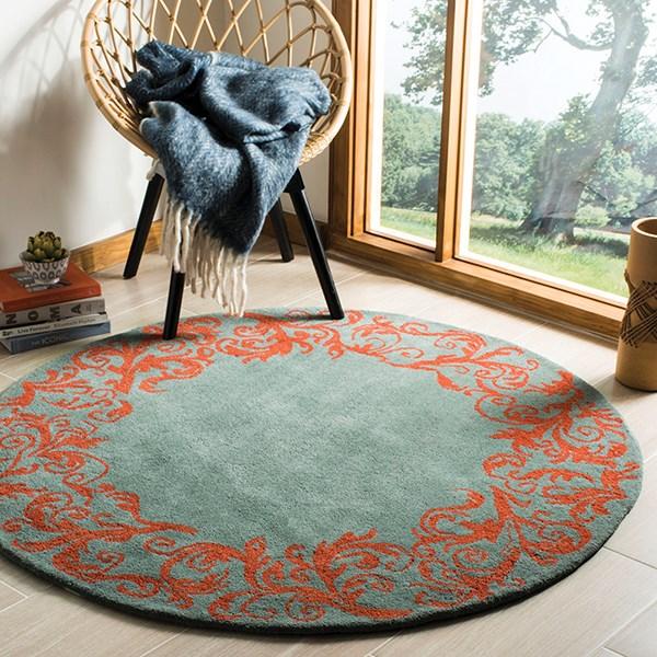 5x8 Hamadan Authentic Rugs Deals Direct Handmade Persian: Safavieh Bella BEL-350 Rugs