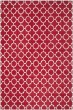 Product Image of Moroccan Red, Ivory (G) Area Rug