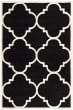 Product Image of Moroccan Black, Ivory (K) Area Rug