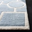 Product Image of Blue, Ivory (B) Transitional Area Rug