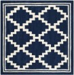 Product Image of Navy, Ivory (C) Transitional Area Rug
