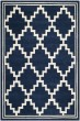 Product Image of Transitional Navy, Ivory (C) Area Rug