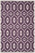 Product Image of Moroccan Purple, Ivory (F) Area Rug
