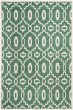 Product Image of Moroccan Teal, Ivory (T) Area Rug