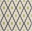 Product Image of Dark Grey, Ivory (D) Moroccan Area Rug