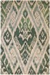 Product Image of Southwestern / Lodge Grey, Green (A) Area Rug