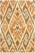 Product Image of Southwestern / Lodge Brown, Beige (B) Area Rug