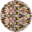 Product Image of Beige, Brown (A) Ikat Area Rug