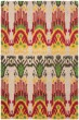 Product Image of Beige, Yellow (A) Ikat Area Rug