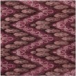 Product Image of Dark Purple, Purple (A) Ikat Area Rug