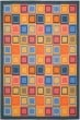 Product Image of Blue (6591) Contemporary / Modern Area Rug
