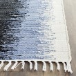 Product Image of Grey, Black (A) Striped Area Rug