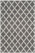 Product Image of Contemporary / Modern Black, Ivory (D) Area Rug