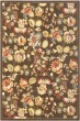 Product Image of Brown, Green (2552) Floral / Botanical Area Rug