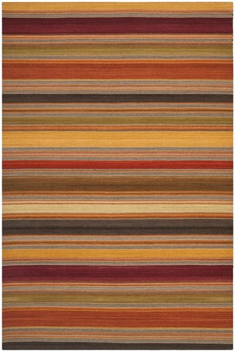 Striped Kilim STK-315 arearugs