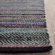 Product Image of Grey (STK-421C) Striped Area Rug