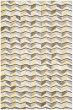 Product Image of Ivory, Yellow (A) Contemporary / Modern Area Rug