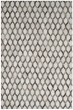 Product Image of Ivory, Grey (A) Animals / Animal Skins Area Rug
