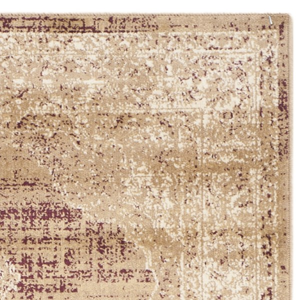 Taupe (660) Traditional / Oriental Area Rug