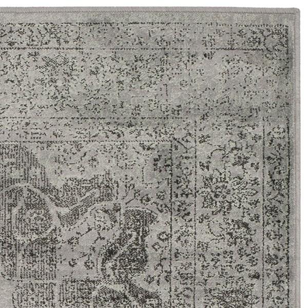 Grey (770) Traditional / Oriental Area Rug