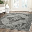 Product Image of Light Blue (110) Traditional / Oriental Area Rug
