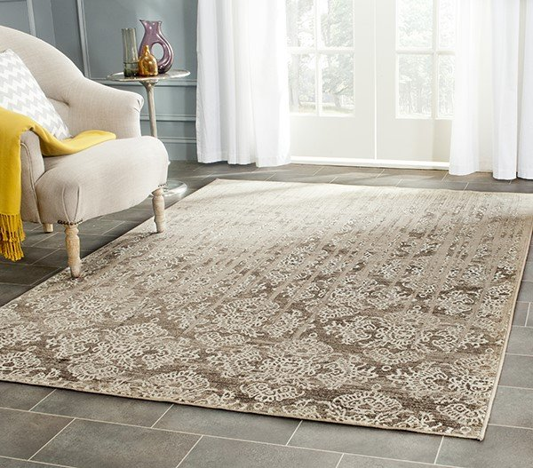 Mouse (3110) Vintage / Overdyed Area Rug