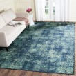 Product Image of Navy (2330) Transitional Area Rug