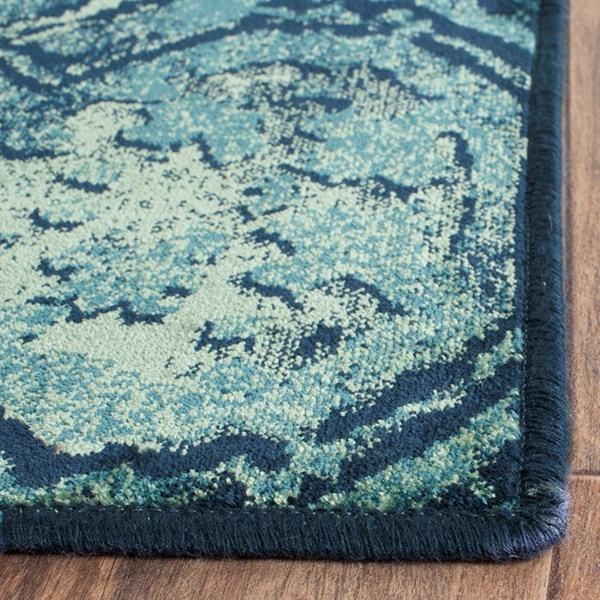 Navy (2330) Transitional Area Rug