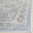 Product Image of Light Blue, Ivory (L) Traditional / Oriental Area Rug