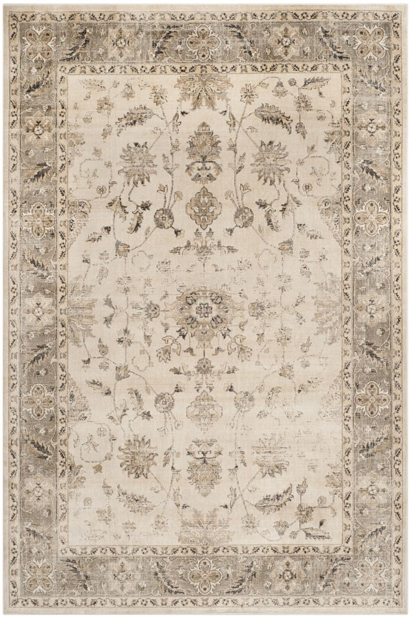 Stone, Mouse (3410) Traditional / Oriental Area Rug