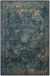 Product Image of Traditional / Oriental Blue, Yellow (2333) Area Rug