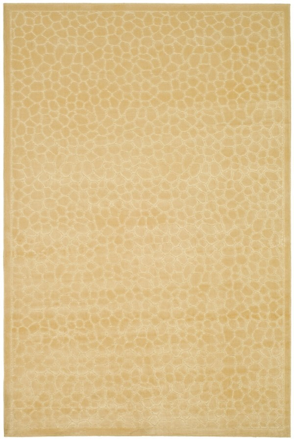 Creme (MSR-4432A) Contemporary / Modern Area Rug