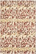 Product Image of Contemporary / Modern Red (MSR-8641B) Area Rug