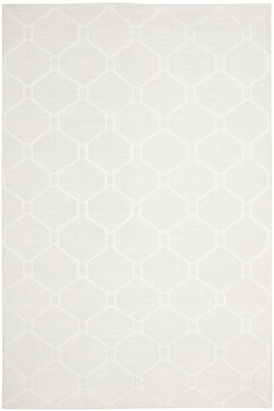 Milk White (MSR-5753A) Solid Area Rug