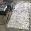 Product Image of Light Grey, Purple (M) Contemporary / Modern Area Rug