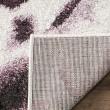 Product Image of Ivory, Purple (L) Floral / Botanical Area Rug