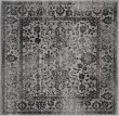 Product Image of Grey, Black (B) Vintage / Overdyed Area Rug