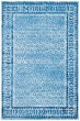 Product Image of Traditional / Oriental Silver, Blue (D) Area Rug