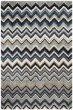 Product Image of Southwestern / Lodge Grey, Light Blue (D) Area Rug
